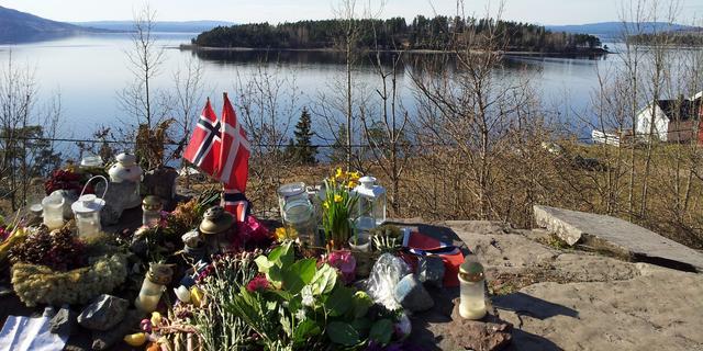 Eerste zomerkamp op Utøya na bloedbad