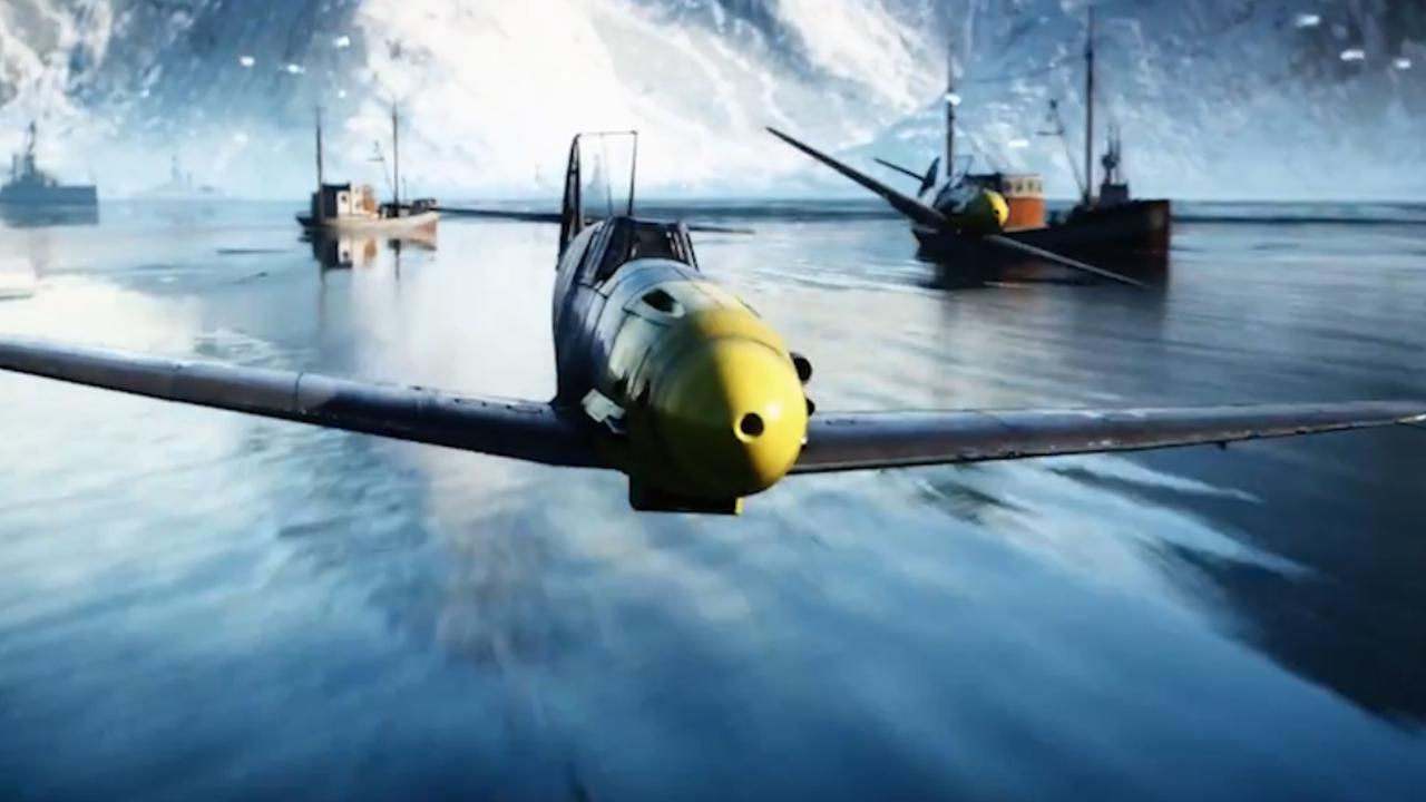 Bekijk hier de trailer van Battlefield V