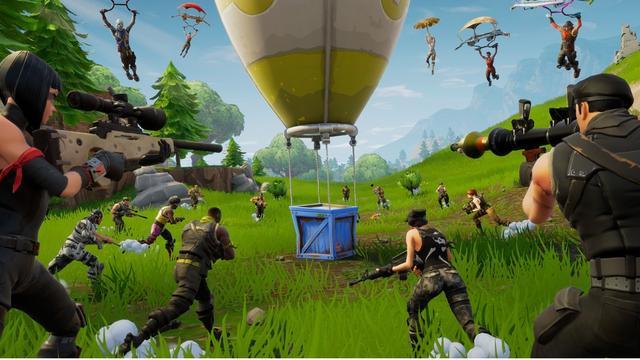 Fortnite alsnog speelbaar tussen spelers op PS4 en andere platforms