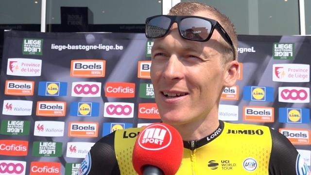 Gesink ziet Luik-Bastenaken-Luik als opwarming voor Giro
