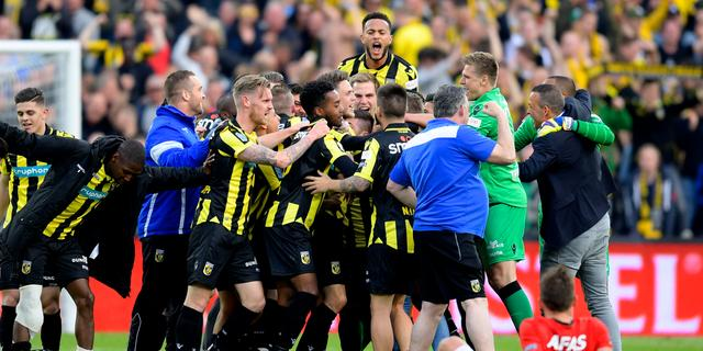 Liveblog: Reacties na historische bekerwinst Vitesse (gesloten)