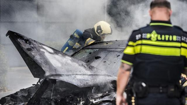 Vijftien voertuigen sinds Eerste Kerstdag in brand gestoken in Utrecht