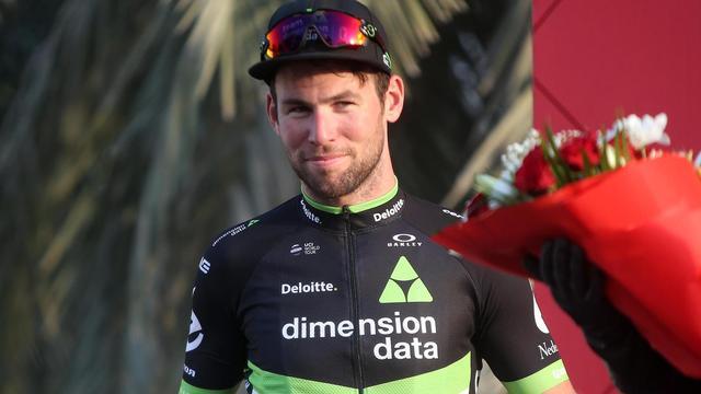 Cavendish fit genoeg voor plek in Tourselectie Dimension Data