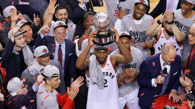 Toronto Raptors voor het eerst in NBA Finals na zege op Milwaukee
