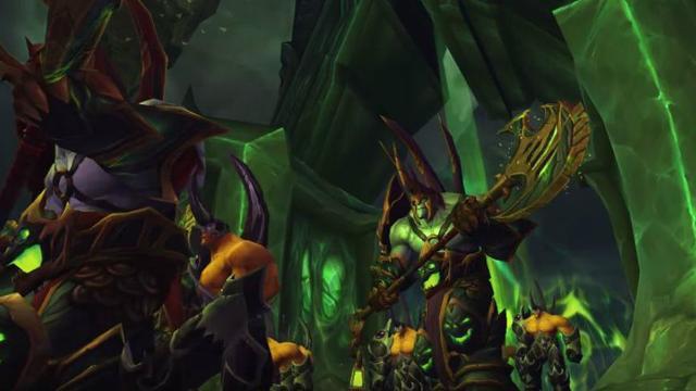 Nieuwe World of Warcraft-uitbreiding heet Legion