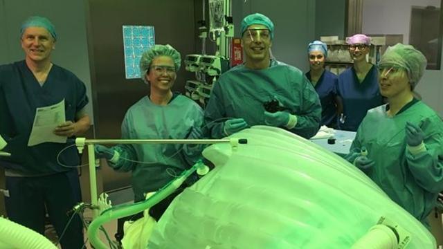 Tilburgs ziekenhuis voert maagverkleining uit zonder operatie