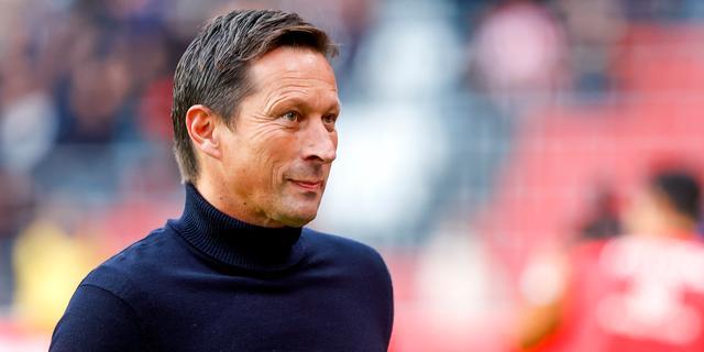 Schmidt vindt Feyenoord beter dan vorig seizoen: 'Duidelijk idee van spelen'