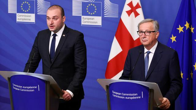 EU-missie in Georgië met twee jaar verlengd