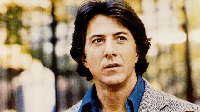 Drie bekende rollen van Dustin Hoffman