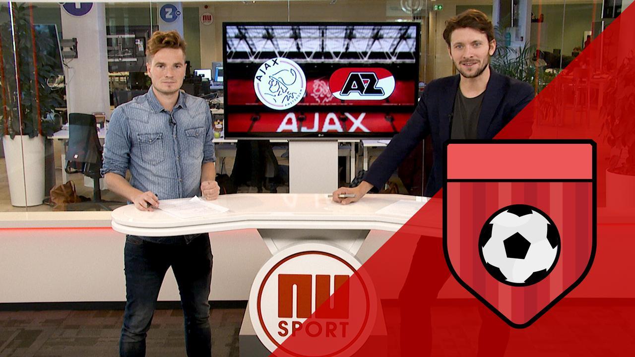 Aftrappen: Ajax verspeelt titel, Peterson maakt belofte waar
