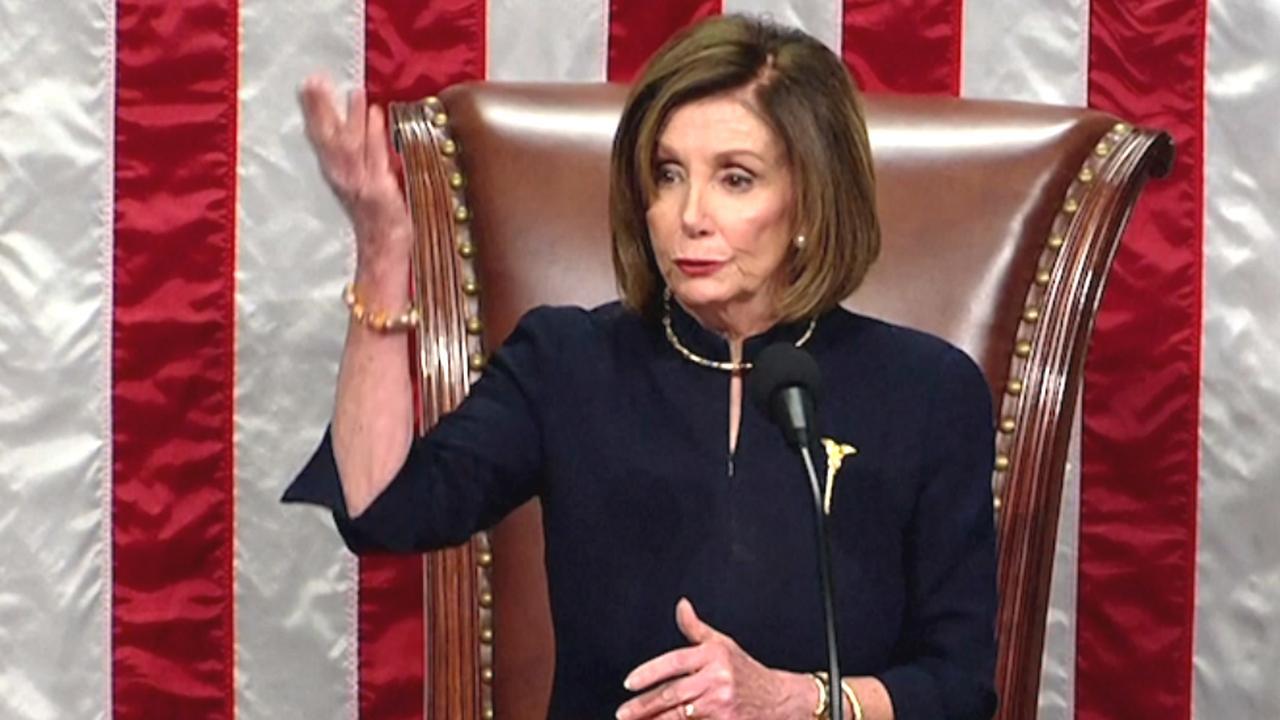 Huis van Afgevaardigden stemt vóór impeachment van Trump