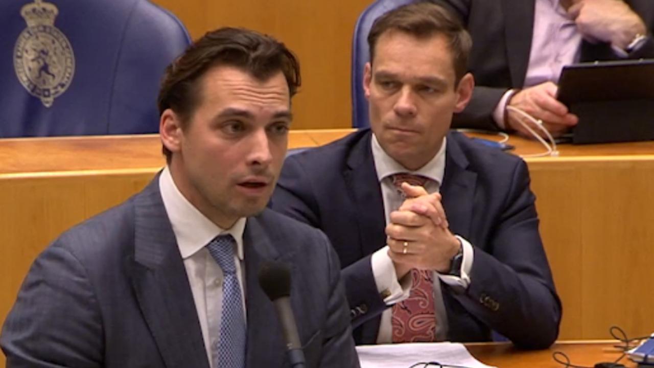 Baudet vraagt zich af of Rutte weg mag komen met 'sorry'