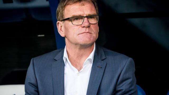 Lodeweges stapte 'in belang van club' op bij sc Heerenveen