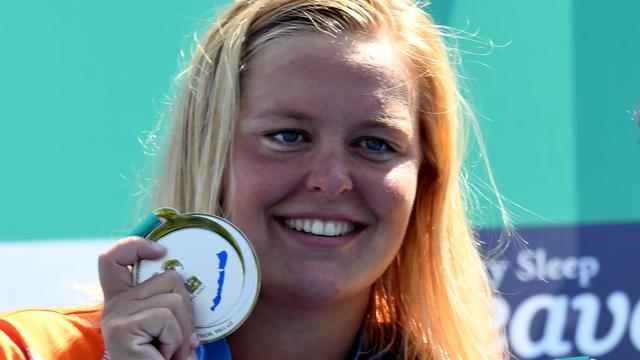 Van Rouwendaal verovert zilver op 25 kilometer bij WK open water