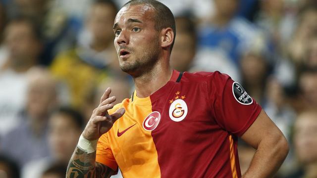 Sneijder wil loopbaan afsluiten bij Galatasaray