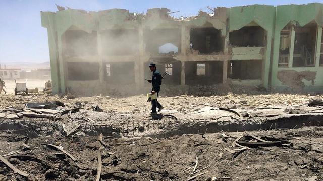 26 doden bij aanval Taliban op politiebureau Afghanistan