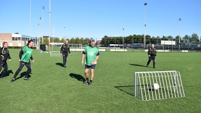 Walking Football OldStars NAC nu ook in Etten-Leur
