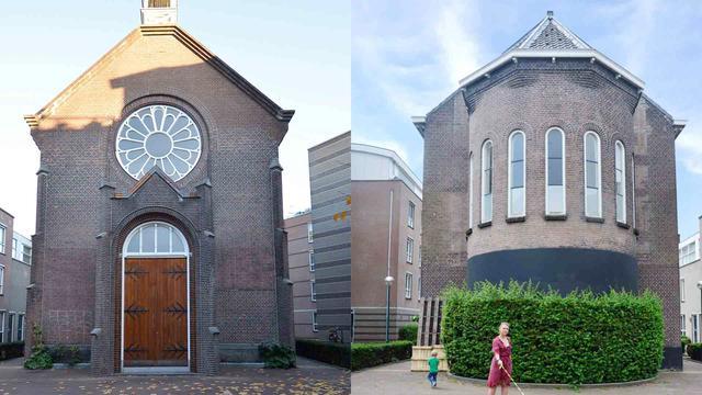 Binnen kijken: Dordtse Sint Jacobskapel omgetoverd tot sfeervol woonhuis