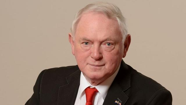 Jan Nagel (81) gekozen als nieuwe partijvoorzitter van 50PLUS