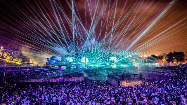 Tomorrowland met wintereditie naar Franse Alpen