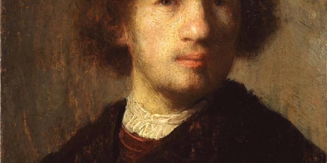 Rembrandt studeerde langer in Leiden dan tot nu toe werd aangenomen