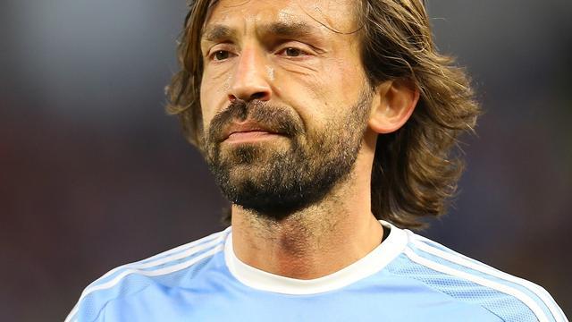 Bondscoach Conte vindt Pirlo (37) niet goed genoeg voor EK