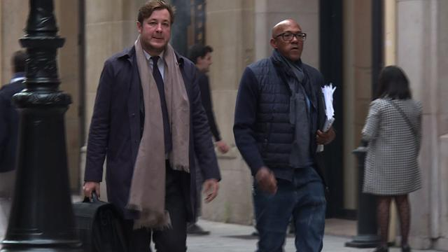 Voor corruptie aangeklaagde Fredericks geschorst als IOC-lid
