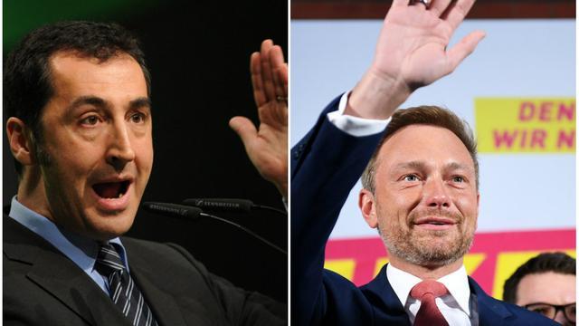 Duitse formatie: Twee knelpunten tussen de FDP en De Groenen