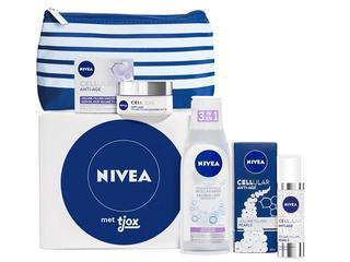 Verzorg, reinig, hydrateer en verjong je huid met deze Nivea Cellular producten