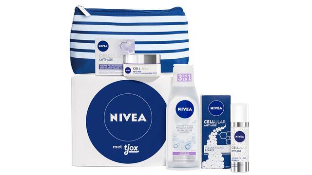 NIVEA CELLular box van 53 euro voor 29,95 euro