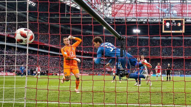 Negatieve recordreeks dreigt voor Feyenoord in Johan Cruijff ArenA