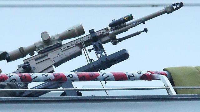 Canadese scherpschutter raakt IS-militant op recordafstand