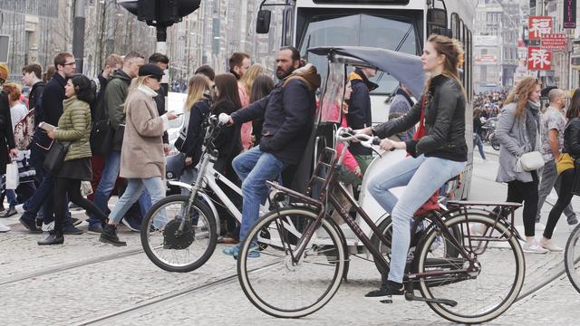 Nederlandse bevolking groeit met 46.000 mensen in eerste helft 2019