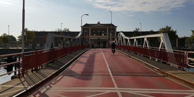 Terugplaatsen Stationsbrug in Middelburg via livestream te volgen