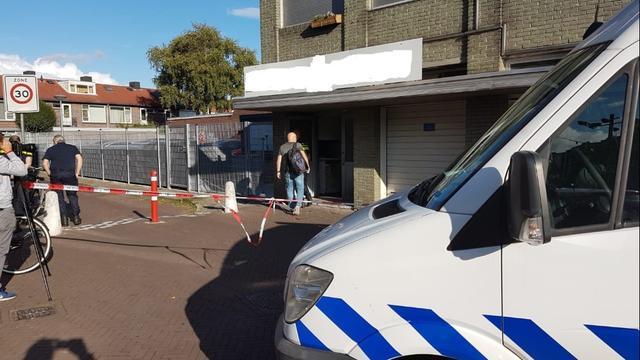 Mogelijk handgranaat ontploft bij horecapand Eindhoven