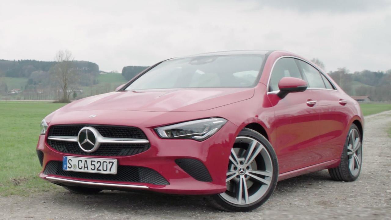 Eerste rijtest: Mercedes-Benz CLA, groter én volwassener
