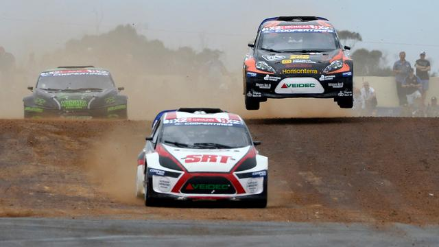 'WK rallycross stapt in 2020 volledig over op elektrische auto's'