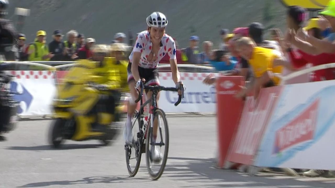 Samenvatting Tour: Ritwinnaar Barguil pakt officieus eindoverwinning bergklassement