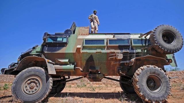 Somalische generaal om het leven gekomen door bomaanslag
