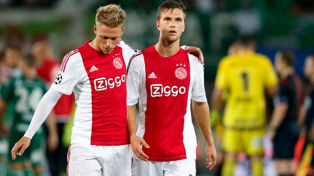 Voorbeschouwing Champions League-duel Ajax-Rapid Wien