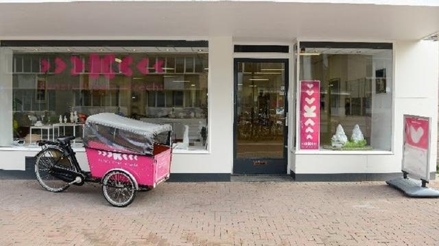 Kunstuitleen Utrecht verhuist terug naar St. Jacobsstraat