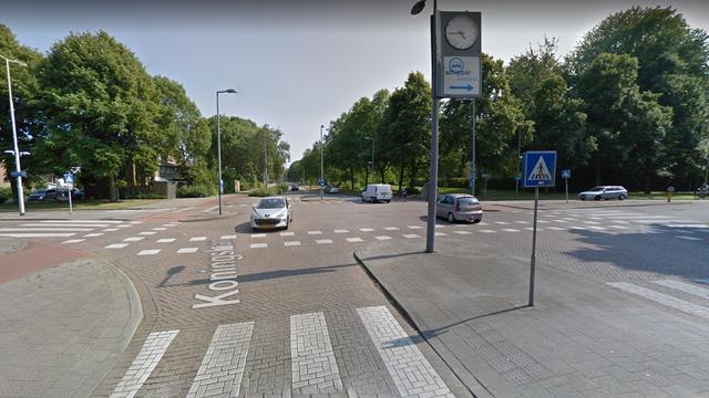 Gewonde bij aanrijding in Rotterdam-Alexander