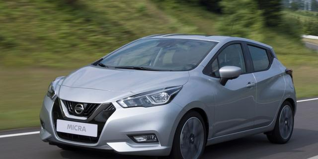 Nieuwe Nissan vervangt Note