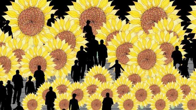 Lichtkunstfestival GLOW brengt eerbetoon aan Van Gogh