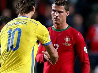 'Nog één keer genieten van Ronaldo en Ibrahimovic'