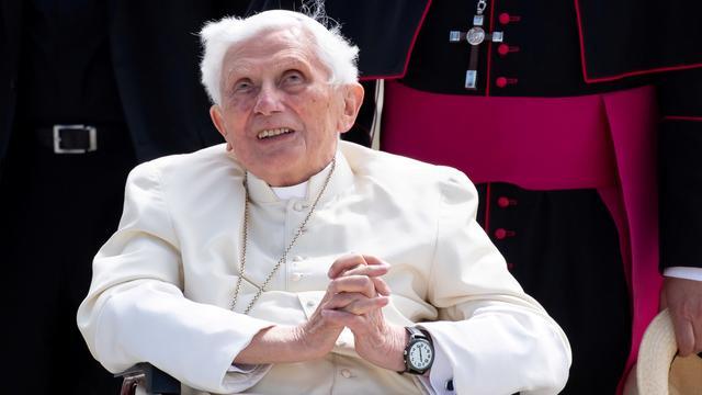 Vaticaan: Gezondheid paus emeritus Benedictus XVI 'niet zorgwekkend'