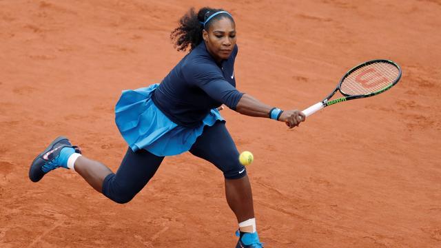 Williams verloor nog nooit een finale op Roland Garros