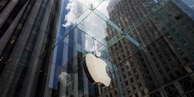 Zelfrijdende auto van Apple betrokken bij ongeluk