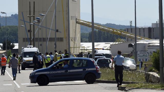 Verdachte aanslag Frankrijk vrijgelaten