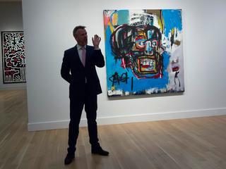Hoogste prijs ooit voor een door Amerikaan gemaakt kunstwerk